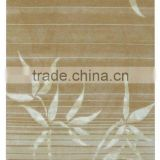 824 Beige Handmade wool & Silk Carpet