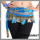 Fashion new design belly dance hip scarf