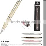 3 in1 bic hilton metal stylus usb ball pen