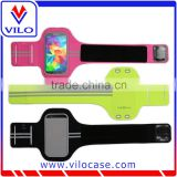 Universal Lycra armband for smartphone with reflective stripe                                                                         Quality Choice