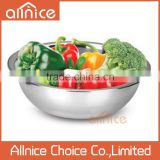 New design kitchen appliance big wash price/stainless steel basin for vegetable and foods
