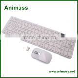 rechargeable wireless bluetooth arabic computer keyboard and mouse                                                                         Quality Choice