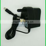 UK Wall Charger AC Adapter Power Supply Cable Cord for Nintendo 3DS Console