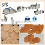 3d corn snacks food processing line