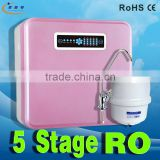5 stage 50GPD pure water drinking kitchen ro filtration system                                                                         Quality Choice                                                     Most Popular