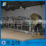sludge paperboard making machine with stable running