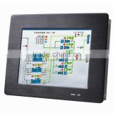 12 inch Stock Products Status and Embedded Computer Type and LCD Display Type industrial touch screen panel pc/all in one pc