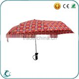 customized personal foldable design vintage style two people parasol umbrella