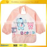 2015 high quality Washable Bib waterproof kids bib PVEA Disposable baby bib                                                                         Quality Choice