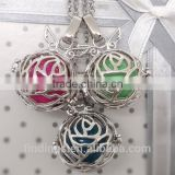 FN3244 latest model fashion necklace angel bell pendant