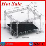 China Cheap aluminum galvanized steel roof trusses for sale