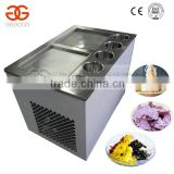 Good feedback stir fry ice cream machine/flat pan fry ice cream machine/thailand fry ice cream machine