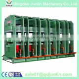 famous trademark manual oil hydraulic vulcanizing press