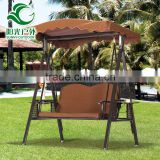 China Supplier Two Seat Garden Swing Chair for Sale