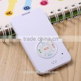 Students ID card GPS tracker with voice monitor GPS tracking platform ID Card gps