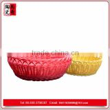 wholesale plastic chocolate and banana leaf basket