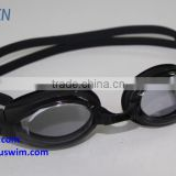 Mirror colour coated PC lens Arena Swimming goggles with UV protection & Anti-fog glasses