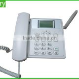 OEM ODM 3G cordless telephone GSM UMTS WCDMA 2100/ 900 or 850 /2100Mhz sim card fixed wireless desktop phone