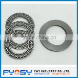 AX series needle bearing AX3552 AX3553 AX4060 AX4565 flat/plane thrust needle roller bearing