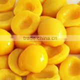 New crop wholesale best quality canned yellow peach