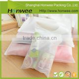 promotional transparen PVC slider ziplock bag for clothes                                                                         Quality Choice