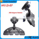 360 degree CD slot mount car phone holder, universal hand mobile phone holder car