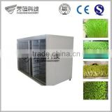 Automatic Factory price wheat seedling machine/wheat sprouts growing machine/cattle fodder sprout machine