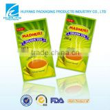 Top quality and free design food packaging pouch for milky tea