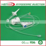 Henso Disposable IV Infusion Set with Flow Regulator