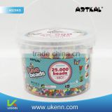 ARTKAL fuse beads S-5mm fuse beads 4025K/ box educational manipulative toys for children diy toys