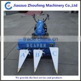 2016 Newest ZF Walking mini rice paddy cutting machine