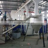 Qingdao PP PE film waste plastic recycle line / film recycle machine / film processing machinery
