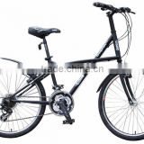 AiBIKE - Big Dolphin - 24 inch 21 speed mini velo bike