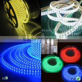 Shenzhen led light led strip light mounting clips made in China 3528 5050 60 led waterproof Shenzhen 220V