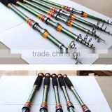 Carbon Saltwater Rod Superhard Telescopic Fishing Rod Carbon 2.1-3.6M Surf Fishing Rod Casting Fishing Pole