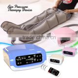 China Manufacturer Air Pressure Waist/ Arm/ Leg Massager Electric Digital Massage Therapy Machine