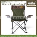 True Adventure 2016 TA7-017 camouflage green color camping chair fodable camping chair wholesale