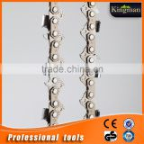 "2015 newest 3/8"" Guage 0.063 stone saw chain of garden tool parts/wholesale oregon chain saw"