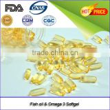 18/12 Omega 3 fish oil softgel