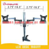 360 degree DOUBLE SWIVEL LCD TV TABLE LCD TV MOUNT