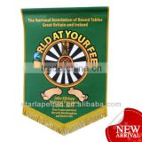 heat transfer printing satin felt pennants wholesale