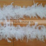Factory Party Sexy DeluxeFeather Boa white Woman Dance Masquerade Carnival Feather Boa Scarf Decoration-04
