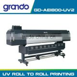 1.8m Wide Format UV Printer with Double DX5 Printhead