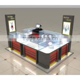 professional design electronic cigarette kiosk for free charge