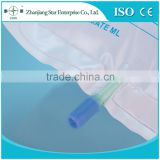 2000ML Disposable urine bag with pull-push valve Adult Urine Collection Bag