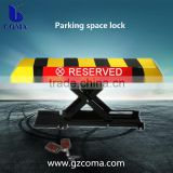 Anti-theft automatic car parking space barrier