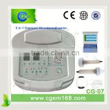 Best treatment results!!! 3 function facial diamond peeling microdermabrasion machine