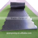 Aging Resistance bubble top Reclaimed Rubber Cheap Animal Stable Horse/ Cow Rubber Sheet