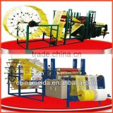 INquiry about 11 Models Hot Sale High Speed Automatic Small T-shirt/Flat plastic mesh bag making machine Price