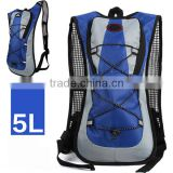 custom 5L cycling water bag backpack